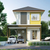 รูป บ้านฉัตรหลวง โครงการ 10 อำเภอสามโคก - ปทุมธานี (Chatluang 10 Samcoke - Pathumthani)