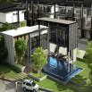 รูป ลิฟวิ่ง เรสซิเดนซ์ รังสิต-ราชพฤกษ์ (Living Residence Rangsit - Ratchaphruek)