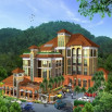 รูป เมาท์เทนนัส ฮิลล์ เขาใหญ่ (Mountainous Hill Khao Yai)
