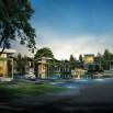 รูป บ้าน อินนิซิโอ ถนนมะลิวัลย์ (inizio Maliwan Road)