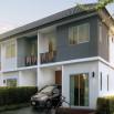 รูป บ้านพฤกษา เลียบวารี-มีนบุรี (Baan Pruksa Liabwaree - Minburi)
