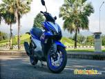Yamaha Aerox 155 ABS ยามาฮ่า แอร็อกซ์ 155 ปี 2017 ภาพที่ 09/17
