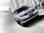 โตโยต้า Toyota Fortuner 2.7 V 2WD ฟอร์จูนเนอร์ ปี 2011 ภาพที่ 03/20