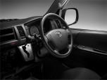 Toyota Commuter 3.0 A/T โตโยต้า คอมมิวเตอร์ ปี 2014 ภาพที่ 08/15