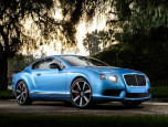 Bentley Continental GT V8 S เบนท์ลี่ย์ คอนติเนนทัล ปี 2014 ภาพที่ 04/16