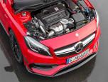 Mercedes-benz AMG AMG A 45 4Matic เมอร์เซเดส-เบนซ์ เอเอ็มจี ปี 2016 ภาพที่ 8/8