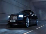 Rolls-Royce Wraith Black Badge โรลส์-รอยซ์ เรธ ปี 2017 ภาพที่ 8/9