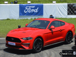 Ford Mustang 2.3L EcoBoost Coupe Performance Pack MY19 ฟอร์ด ปี 2019 ภาพที่ 01/10