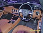 Mercedes-benz S-Class S 500 Cabriolet AMG Premium เมอร์เซเดส-เบนซ์ เอส-คลาส ปี 2016 ภาพที่ 14/20
