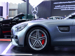 Mercedes-benz AMG GTS เมอร์เซเดส-เบนซ์ เอเอ็มจี ปี 2018 ภาพที่ 02/10