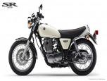 Yamaha SR400 Standard ยามาฮ่า เอสอาร์400 ปี 2014 ภาพที่ 06/12