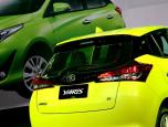 Toyota Yaris 1.2 J ECO MY 2017 โตโยต้า ยาริส ปี 2017 ภาพที่ 4/9