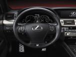 Lexus LS 460 F Sport เลกซัส ปี 2012 ภาพที่ 09/11