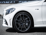 Mercedes-benz AMG C 43 4MATIC Coupe CKD MY2019 เมอร์เซเดส-เบนซ์ เอเอ็มจี ปี 2018 ภาพที่ 05/14