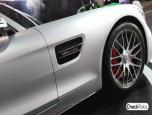 Mercedes-benz AMG GT C เมอร์เซเดส-เบนซ์ เอเอ็มจี ปี 2017 ภาพที่ 2/5