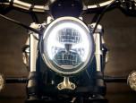 Triumph Bonneville Bobber Black ไทรอัมพ์ บอนเนวิลล์ ปี 2018 ภาพที่ 02/13