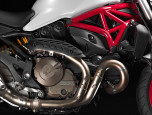 Ducati Monster 821 (สีแดง) ดูคาติ มอนสเตอร์ ปี 2017 ภาพที่ 3/5