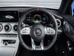 Mercedes-benz AMG C 43 4MATIC Coupe CKD MY2019 เมอร์เซเดส-เบนซ์ เอเอ็มจี ปี 2018 ภาพที่ 10/14