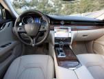 Maserati Quattroporte Diesel มาเซราติ ควอทโทรปอร์เต้ ปี 2014 ภาพที่ 05/18
