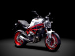 Ducati Monster 797 (สีขาว, สีดำ) ดูคาติ มอนสเตอร์ ปี 2017 ภาพที่ 06/11