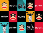 Honda Moove Paul Frank Edition ฮอนด้า มูฟ ปี 2015 ภาพที่ 5/5