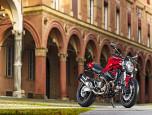 Ducati Monster 821 (สีแดง) ดูคาติ มอนสเตอร์ ปี 2017 ภาพที่ 5/5
