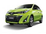 Toyota Yaris 1.2 G+ โตโยต้า ยาริส ปี 2018 ภาพที่ 01/11