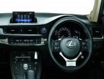 Lexus CT200h F-Sport เลกซัส ซีที200เอช ปี 2014 ภาพที่ 04/14