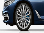 BMW Series 5 530e M Sport บีเอ็มดับเบิลยู ซีรีส์5 ปี 2018 ภาพที่ 02/10
