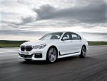 BMW Series 7 730Ld M Sport บีเอ็มดับเบิลยู ซีรีส์7 ปี 2017 ภาพที่ 02/10