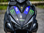 Yamaha Aerox 155 MotoGP Edition MY2019 ยามาฮ่า แอร็อกซ์ 155 ปี 2019 ภาพที่ 01/10