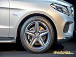 Mercedes-benz GLE-Class GLE 500 e 4MATIC AMG Dynamic เมอร์เซเดส-เบนซ์ จีแอลอี ปี 2016 ภาพที่ 10/17