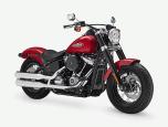 Harley-Davidson Softail Slim ฮาร์ลีย์-เดวิดสัน ซอฟเทล ปี 2017 ภาพที่ 04/10