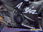 Kawasaki Ninja 300 ABS Winter Test คาวาซากิ นินจา ปี 2016 ภาพที่ 4/6