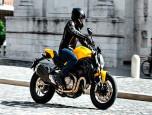Ducati Monster 821 Yellow/Black MY18 ดูคาติ มอนสเตอร์ ปี 2018 ภาพที่ 3/6