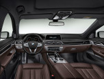 BMW Series 7 730Ld M Sport บีเอ็มดับเบิลยู ซีรีส์7 ปี 2017 ภาพที่ 07/10