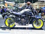 Yamaha MT-07 MY2017 ยามาฮ่า เอ็มที-07 ปี 2017 ภาพที่ 10/11