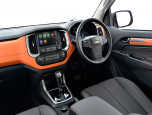 Chevrolet Colorado 2.5L High Country STORM 4X2 AT MY2018 เชฟโรเลต โคโลราโด ปี 2018 ภาพที่ 09/10