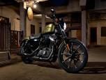 Harley-Davidson Sportster Iron 883 ฮาร์ลีย์-เดวิดสัน สปอร์ตสเตอร์ ปี 2017 ภาพที่ 03/10