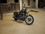 Harley-Davidson Sportster Iron 883 ฮาร์ลีย์-เดวิดสัน สปอร์ตสเตอร์ ปี 2017 ภาพที่ 05/10