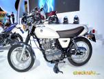 Yamaha SR400 Standard ยามาฮ่า เอสอาร์400 ปี 2014 ภาพที่ 09/12