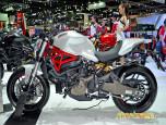 Ducati Monster 821 (สีขาวมุก) ดูคาติ มอนสเตอร์ ปี 2015 ภาพที่ 1/5