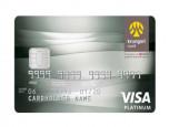 บัตรเครดิต กรุงศรี แพลทินัม (Krungsri Platinum Credit Card) Krungsri Platinum Visa Card : ภาพที่ 1/2