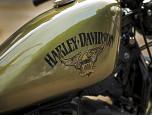 Harley-Davidson Sportster Iron 883 ฮาร์ลีย์-เดวิดสัน สปอร์ตสเตอร์ ปี 2017 ภาพที่ 07/10