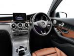 Mercedes-benz GLC-Class GLC 250 d 4Matic Coupe AMG Dynamic เมอร์เซเดส-เบนซ์ จีแอลซี ปี 2017 ภาพที่ 09/16