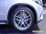 Mercedes-benz GLE-Class GLE 350 d 4MATIC Coupe AMG Dynamic เมอร์เซเดส-เบนซ์ จีแอลอี ปี 2015 ภาพที่ 14/20