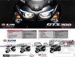 SYM GTS 300i EVO Standard เอสวายเอ็ม จีทีเอส300ไออีโว ปี 2011 ภาพที่ 1/2
