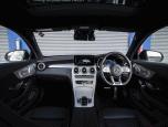 Mercedes-benz AMG C 43 4MATIC Coupe CKD MY2019 เมอร์เซเดส-เบนซ์ เอเอ็มจี ปี 2018 ภาพที่ 09/14