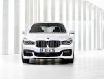 BMW Series 7 730Ld M Sport บีเอ็มดับเบิลยู ซีรีส์7 ปี 2017 ภาพที่ 03/10