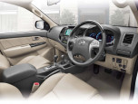 โตโยต้า Toyota Fortuner 2.7 V 2WD ฟอร์จูนเนอร์ ปี 2011 ภาพที่ 15/20